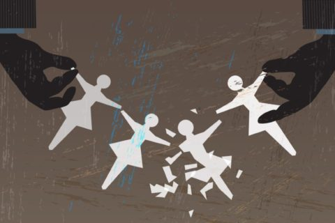 #AislamientoSinViolencia: Detén la violencia contra mujeres y niños