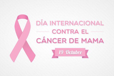 Mes rosa: Lucha internacional contra el cáncer de mama