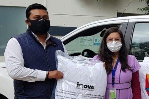Fundación Inova y Sognare® siguen sumando esfuerzos para ayudar a quien más lo necesita